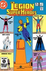 Legion of Super-Heroes 301 digital LP