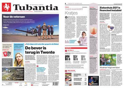 Tubantia - Enschede – 09 oktober 2019
