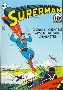Superman Issue #7