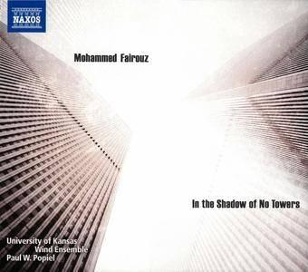 University of Kansas Wind Ensemble; Paul W. Popiel - Philip Glass: Concerto Fantasy; Mohammed Fairouz: Symphony No.4 (2013)