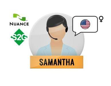 Nuance Voice Package VE Premium with Speech2Go (Samantha - English)