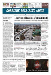 Corriere dell'Alto Adige - 22 Marzo 2018