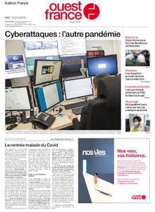 Ouest-France Édition France – 27 août 2020
