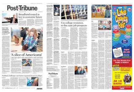 Post-Tribune – August 07, 2021