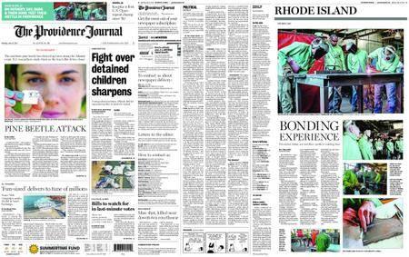 The Providence Journal – June 18, 2018
