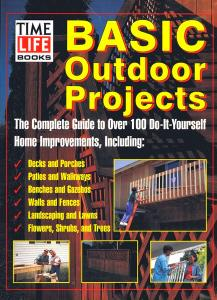 Basic Outdoor Projects