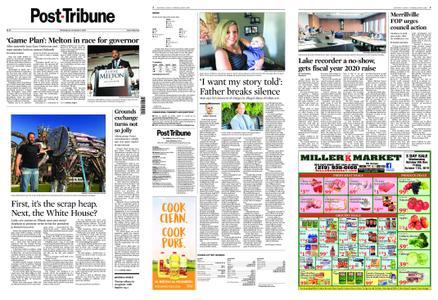 Post-Tribune – October 09, 2019