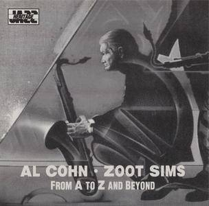 Al Cohn & Zoot Sims - From A to Z and Beyond (1956) {RCA-Jazz Heritage 512983L rel 1991}