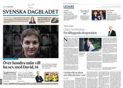 Svenska Dagbladet – 17 juni 2019