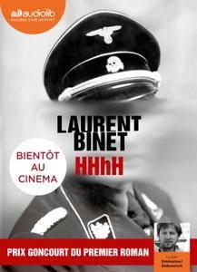 """Laurent Binet, """"HHhH"""""""