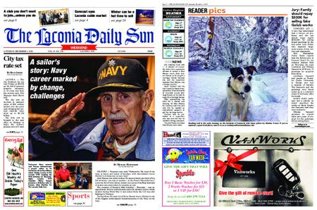 The Laconia Daily Sun – December 01, 2018