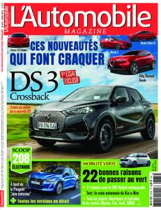 L'Automobile Magazine - avril 2019