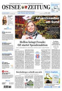 Ostsee Zeitung Wolgast - 01. Dezember 2018