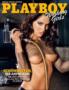Playboy Germany Special Digital Edition - Working Girls - 2014