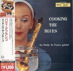 The Buddy DeFranco Quintet - Cooking The Blues (1955) {2013 Japan Jazz The Best Series 24bit Remaster UCCU-9763}