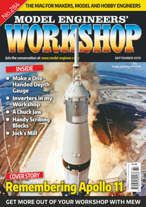 Model Engineers' Workshop - September 2019