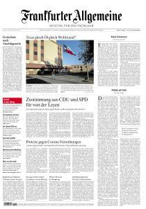 Frankfurter Allgemeine Zeitung - 11 Mai 2020