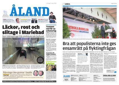 Ålandstidningen – 05 maj 2018