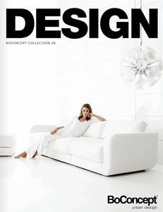 BoConcept Interior Design Magazine - 2008