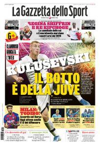 La Gazzetta dello Sport – 31 dicembre 2019