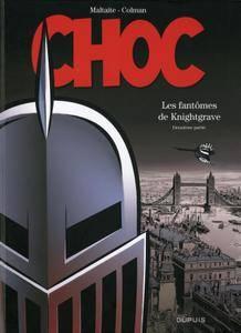 Choc - T02 - Les fantmes de Knightgrave 2