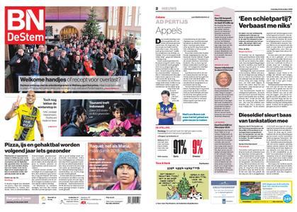 BN DeStem - Bergen op Zoom – 24 december 2018