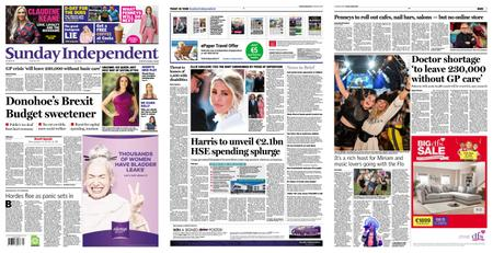 Sunday Independent – September 01, 2019