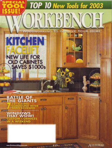 Workbench Magazine Issue 275