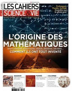 Les Cahiers de Science & Vie - juillet 2018
