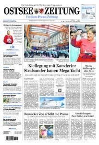 Ostsee Zeitung Wolgast - 22. August 2018