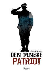 «Ketil Brandt (4) - Den finske patriot» by Henrik Brun