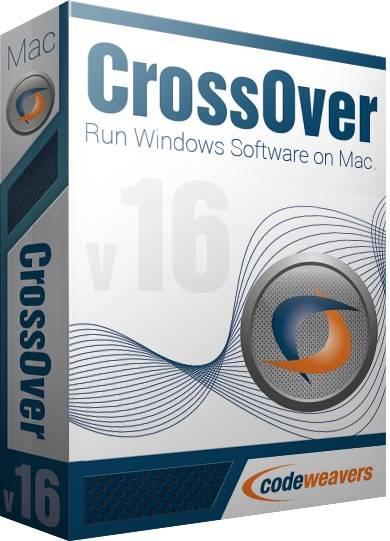 CrossOver 16.1.0 Mac OS X