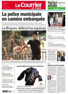 Le Courrier de l'Ouest Cholet – 10 avril 2021