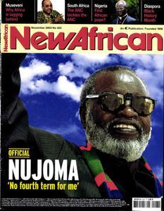 New African - November 2003