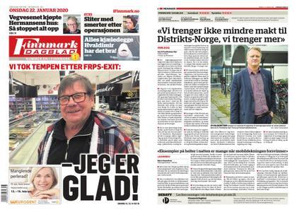 Finnmark Dagblad – 22. januar 2020