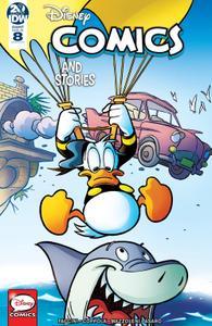 Disney Comics and Stories 008 2019