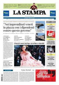 La Stampa Imperia e Sanremo - 1 Settembre 2018