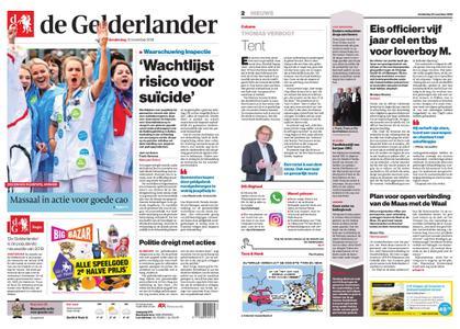 De Gelderlander - Rivierenland – 21 november 2019