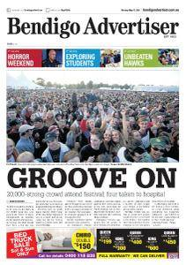 Bendigo Advertiser - May 7, 2018