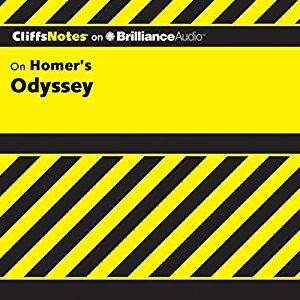 CliffsNotes on Homer's The Odyssey [Audiobook]