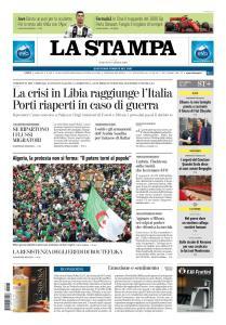 La Stampa Torino Provincia e Canavese - 13 Aprile 2019