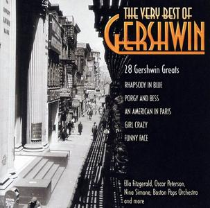 V.A. - The Very Best of George Gershwin (1997)