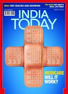 India Today - February 19, 2018
