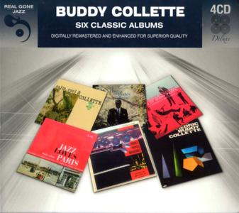 Buddy Collette - Six Classic Albums (2017) [6LPs on 4CDs]