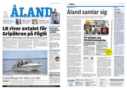 Ålandstidningen – 05 juni 2020