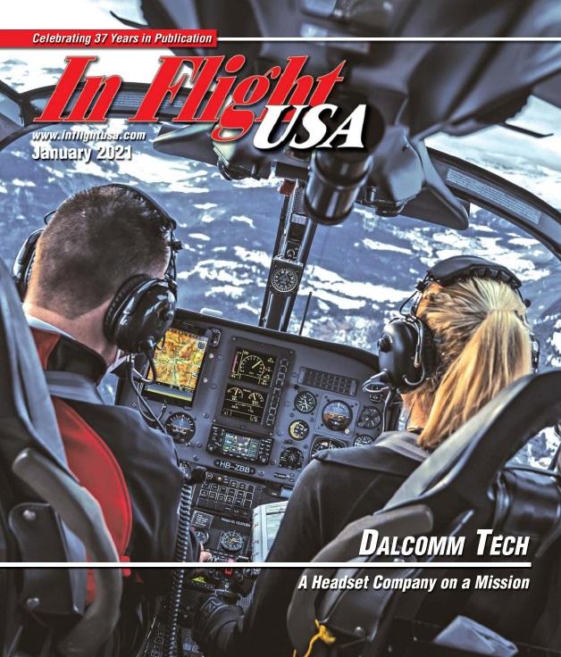 In Flight USA - January 2021