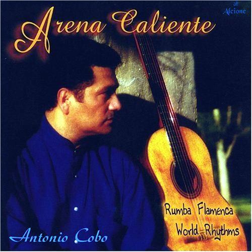 Antonio Cobo - Arena caliente (1998)