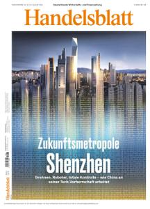 Handelsblatt - 13 August 2021