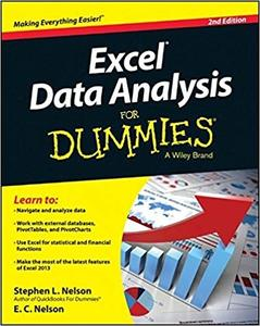 Excel Data Analysis For Dummies (2nd Edition)