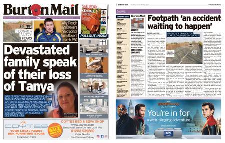 Burton Mail – November 02, 2019